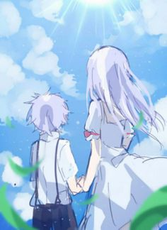 Elsword - Add and his mother