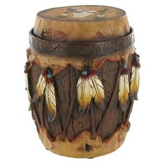 Native American Round Trinket Box | Shop Hobby Lobby