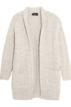 Shop on-sale Line Curtis open-knit cardigan. Browse other discount designer Knitwear & more on The Most Fashionable Fashion Outlet, THE OUTNET.COM