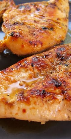 He asked for it again… Sweet & Tangy Grilled Chicken – best chicken marinade! He asked for it again the next day! More from my siteAsian Sticky Chicken Best Chicken Marinade, Chicken Marinades, Grilled Chicken, Dijon Chicken, Grilled Food, Boneless Chicken, Bbq Chicken, Baked Chicken, Sauces