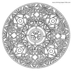 114 Best Coloring Pages Mandalas Images Mandala Coloring Pages