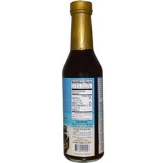 Coconut Secret Coconut Aminos Soy-Free Seasoning Sauce -- 8 fl oz