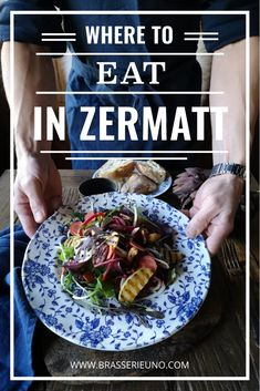 Zermatt restaurant: Discover where to find vegan, vegetarian and gluten free food in the ski village of Zermatt in Switzerland Lunch Menu, Dinner Menu, Tempura Vegetables, Roasted Baby Potatoes, Sweet Corn Soup, Dinner Reservations, Roasted Pear, Grilled Tofu, Restaurant Food