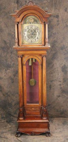 19th c. American Grandfather Clock