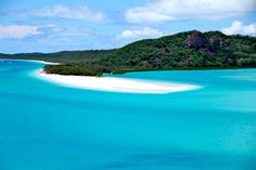 Whitehaven beach by Tiago Rodrigues
