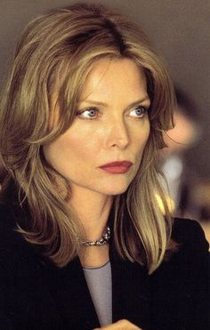 "Veteran lifelong great beauty <3. Michelle Pfeiffer in ""I am Sam"" movie."