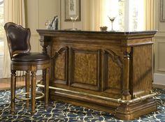 Dark Brown Wooden Bar Cabinet | The Best Wood Furniture, dining furniture, dining wood furniture, dining furniture ideas, furniture dining room, furniture dining, furniture dining table