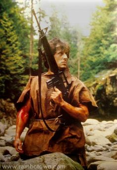 Pictures & Photos from First Blood (1982) - IMDb