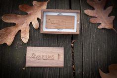 WOOD USB WEDDING - THELOVEFILMS