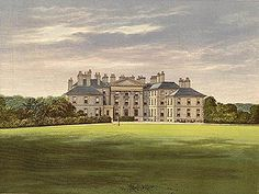 Palácio de Dalkeith! Escócia