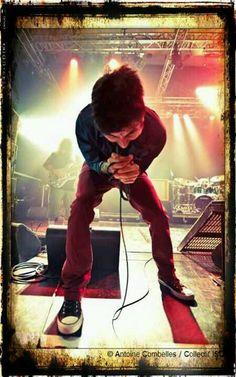 Chino Moreno of Deftones
