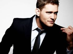 aaahh.. Michael Buble<3<3<3