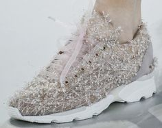 Chanel Haute Couture Spring 2014 Sneakers | The Terrier and Lobster