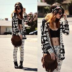 edgy tribal