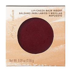 #makeup #beatuty #Marlasa a deep, wine-like hue–as the color of the year for 2015 SheaMoisture Lip Cheek Balm Pan