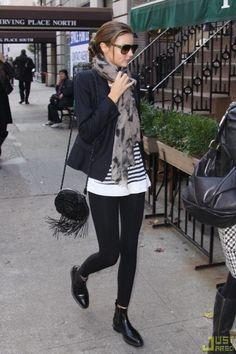 Gosto Disto!: Como usar calça legging: 1 legging = 4 looks - How to wear legging pants