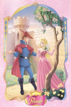 Aurora and Philip - disney-couples Photo