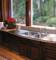 Choosing a New Kitchen Sink If You Are Kitchen Remodeling New Kitchen, Kitchen Dining, Kitchen Sinks, Home Kitchens, Laundry Room, Kitchen Remodel, Faucets, Indoor, House Design