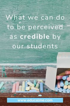 Are you a credible teacher? Best Teacher, School Teacher, Physical Education Lessons, Social Emotional Learning, Going Back To School, Free Training, Student Learning, High School, Things To Think About