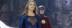 Audiência de Supergirl decola com a ajuda do Flash - Notícias de séries - AdoroCinema