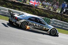 AMG-Mercedes C-Class, Mika Häkkinen, DTM, Deutsche Tourenwagen Masters, German…