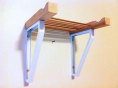 $4 IKEA Bike Rack Hack | PANYL DIY Furniture Wraps