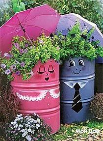 gril-kominek ogrodowy