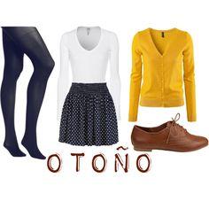 """Otoño"" by moradaguapa on Polyvore"