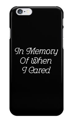 "20% off almost everything. Excludes already discounted items. Use code AMUSING | ""In Memory Of When I Cared #2 