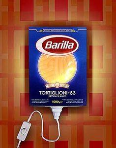Barilla-lamp
