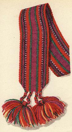 #EntreUrdimbresyTramas   FolkCostume&Embroidery: April 2011