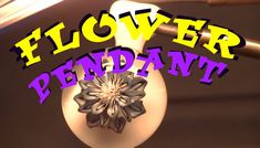 GLASS BLOWING - FLOWER PENDANT IMPLOSION DEMO - LickMyGlass