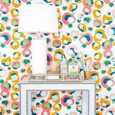 Birmingham-based textile and wallpaper designer Cotton and Quill.
