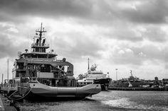 Concarneau  : le MS Serenissima, ex MS Harald Jarl express-côtier Hurtigruten en Norvège   © Paul Kerrien https://en-photo.fr Finistère Bretagne