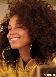 Alicia Keys Wants You to Be Your Own Damn Self