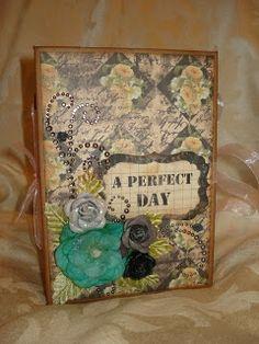 """A Creative Operation: """"A Perfect Day"""" Mini Album"""
