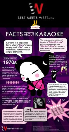 Filipinos sure love their karaoke.