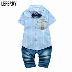 $8.99 (Buy here: https://alitems.com/g/1e8d114494ebda23ff8b16525dc3e8/?i=5&ulp=https%3A%2F%2Fwww.aliexpress.com%2Fitem%2FSummer-Baby-Boys-Clothing-Sets-Shirt-Pants-Childrens-Toddler-Kids-Clothing-Boys-Clothes-Kids-Suit-Baby%2F32653063425.html ) Summer Baby Boys Clothing Sets Shirt + Pants Childrens Toddler Kids Clothing Boys Clothes Kids Suit Baby Boy Clothes Next 2016 for just $8.99