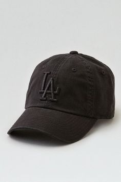 28218db4673 American Needle LA Dodgers Baseball Hat La Dodgers Hat Black