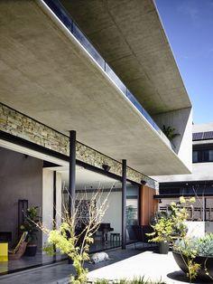 Galeria de Casa de Concreto / Matt Gibson Architecture - 3