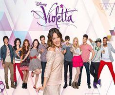 Tutto il cast di Violetta 2