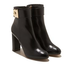 Bootie - Boots - Shoes - Women - Salvatore Ferragamo