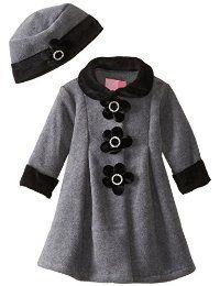 Amazon.com: Baby Girls' Top Jackets + Coats: Clothing, Shoes & Jewelry
