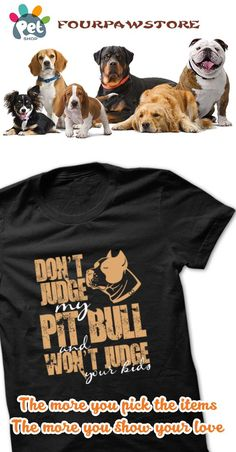 LIMITED RUN TO SUPPORT PITBULLS.Go Real Pitbull Lovers!Youre going to love this shirt and wear it proudly as you support Pit Bulls!
