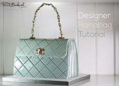 Simple but elegant handbag cake video tutorial pop over the website for a look just click the image Px