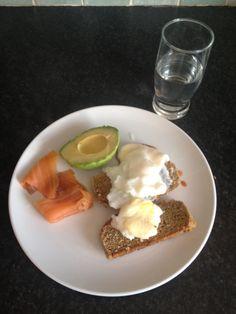 Healthy brekkie on Sunday x