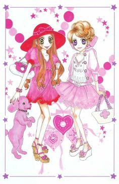 Sugar Sugar Rune Sugar Sugar, Vanilla Sugar, Cute Comics, Manga Illustration, Magical Girl, Anime Artwork, Runes, Shoujo, Image Boards