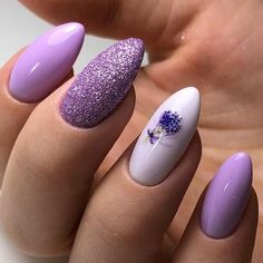 Best Nail Designs - 44 Trending Nail Designs for 2018 - Best Nail Art #nailart