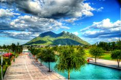 Beautiful Monterrey, Mexico where I was born and raised!