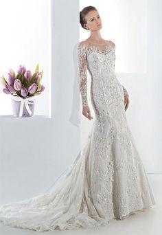 Vestido de noiva de Demetrios Modelo 1468 | Noivas de Portugal